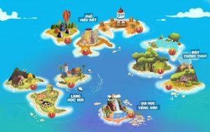 Bản đồ thế giới sách Umbalena